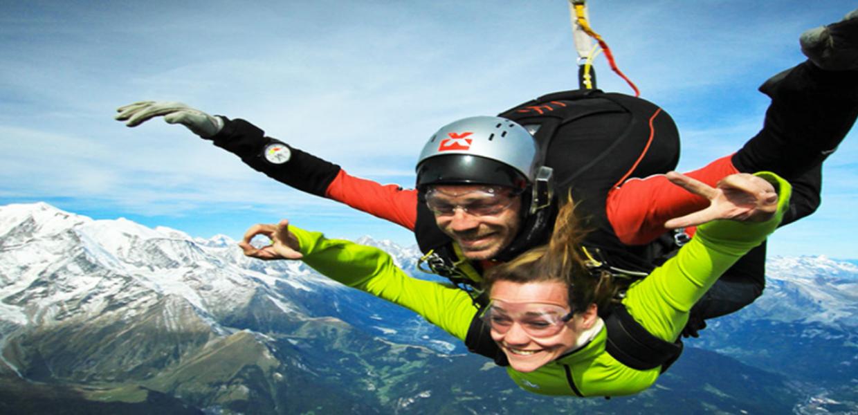 parachute-slide