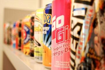 Focus sur les boissons énergétiques ou énergisantes