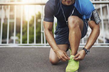 Reprendre le sport après une très longue pause