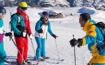 Comment apprendre le ski à l'âge adulte?