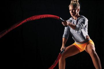 Aperçu sur les avantages d'une battle rope