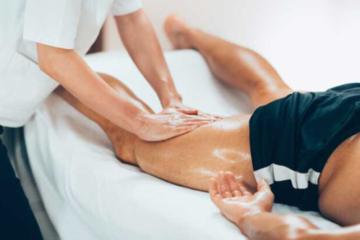 Les bienfaits du massage sportif